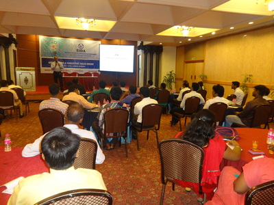 Consistent Sales Engine Workshop Nasscom Madurai 3
