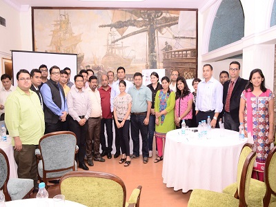 Consistent Sales Engine Workshop TiE Kolkata 3