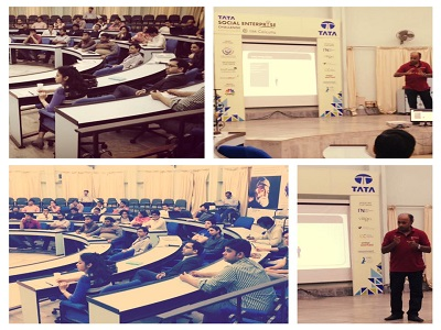 Digital Marketing Workshop IIM Calcutta - Tata Social Enterprise Challenge