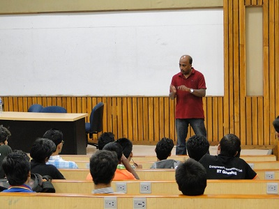 Idea Stage Sales IIT Guwahati 5