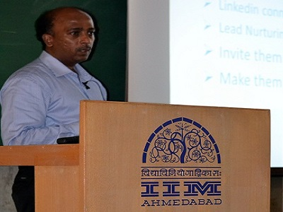 Sales for Startups CiiE - IIM Ahmedabad 3