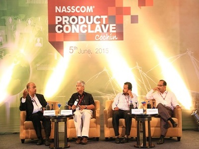 Winning First Few Customers Workshop Panel Nasscom Product Conclave Cochin 2