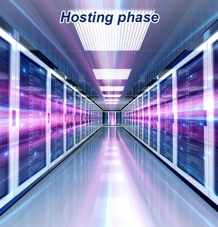 hosting phase