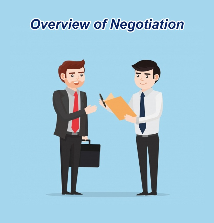 overview of negotiation