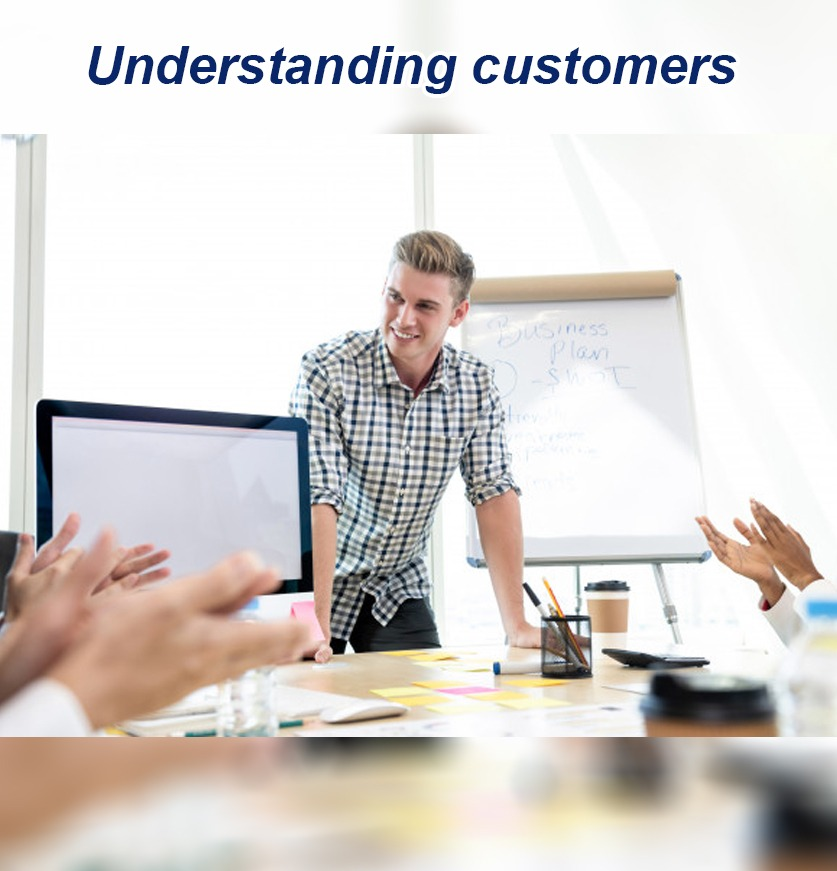 understanding customer better