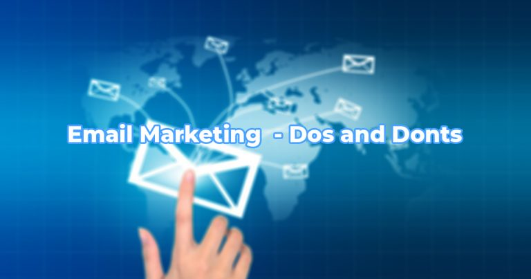 Email marketing – Dos and Donts