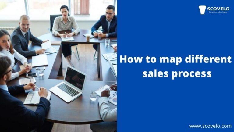 How to map different sales process