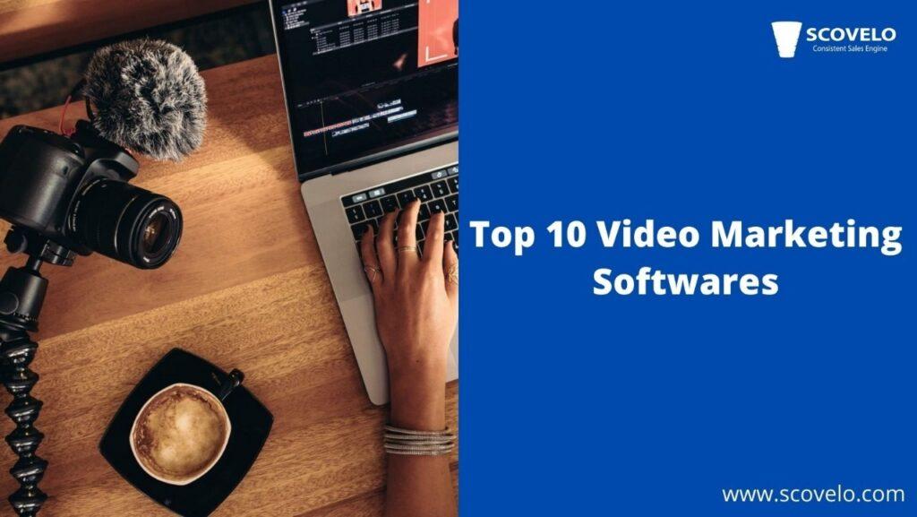 Top 10 Video Marketing Softwares